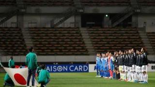 世预赛亚洲区40强赛:14-0日本队平记录,中国足球来了