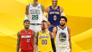 美媒曝NBA将诞生的5大交易!勇士5换1最刺激,湖人三巨头是大结局