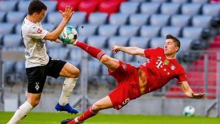 6-0!德甲冠军全程吊打!莱万独造4球,距离穆勒伟大纪录仅差1球