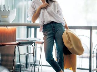 阔腿裤下岗了,2021下半年这4条裤子最流行!