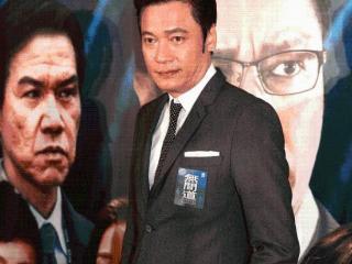 罗嘉良曾夺三届视帝,仍离开TVB!合作搭档爆出走原因