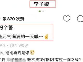 网红李子柒报警!称资本力量太可怕,账号停更每天发比耶图报平安