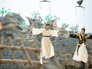《牛气满满的哥哥》:乔振宇隔18年扮欧阳明日,吴奇隆扮萧十一郎