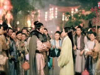 与刘诗诗合作最多的男演员,霍建华吴奇隆四次,袁弘五次,他无数次