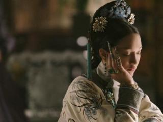 《如懿传》嫔妃的头饰,如懿活泼,皇后内敛,只有她藏得最深