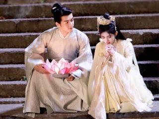 《慕南枝》改名《嘉南传》,鞠婧祎曾舜晞主演,配角全是老戏骨
