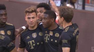 德甲众多悬念揭晓保级3队谁能保级成功,拜仁莱万创新纪录