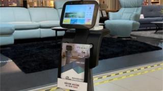 服务机器人助力零售业打造消费新体验