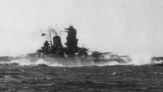 1945年为击沉日本大和号战列舰,美国损失了多少战机
