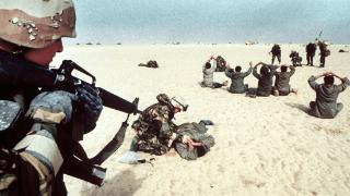美军对海湾战争结局判断全错:伤亡数字,还不到战前评估千分之三