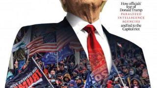 参考封面秀|国会山骚乱,隐藏着恐惧的故事
