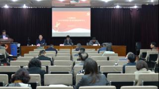 金水区丰庆路街道19个党组织同台述职 提亮点 找问题 定目标