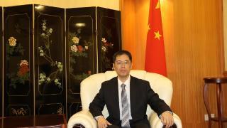 中尼友谊牢不可破——专访中国驻尼日利亚使馆临时代办赵勇