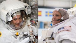 NASA宣布派往SpaceX Crew-4任务的宇航员名单