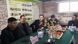 河南省许昌市鄢陵这个村不简单:大年初一议发展