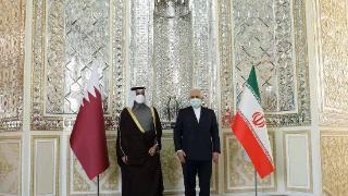 卡塔尔外交大臣访问伊朗 或将协调伊美重返伊核协议