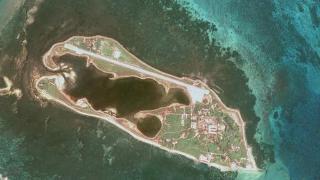 反制大陆军机绕台?传台军3月将在东沙岛实弹军演