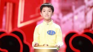 10岁上海少年冲进诗词大会擂主争夺赛,这位古诗文大会桂冠少年爱背诗擅画诗