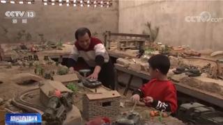 """父子俩用玩具拍出400多集""""军事大片"""",坦克、飞机、大炮应有尽有,起因竟是为跟手机""""抢孩子"""""""