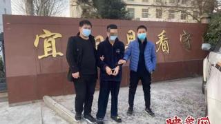 """宜阳县李学杰:扎根基层 做群众身边的""""守护神"""""""