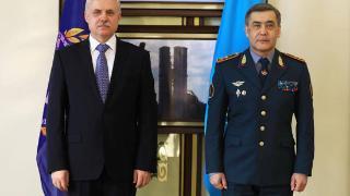 集安组织2021年将举行三场军事演习