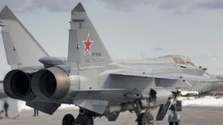 大国王牌,全世界飞行最快的涡扇战斗机,米格-31集众多光环于一身!