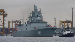 """海上王者,第四代战舰的代表:""""戈尔什科夫海军上将""""号到底有多强大?"""