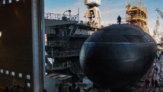 俄海军揭秘基洛级改进型常规潜艇 使用新型发动机
