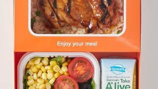 """韩国便利店开卖飞机餐:一份31元 网友称""""假装在出国"""""""