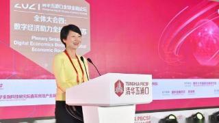 清华大学张晓燕:金融科技企业在建立数字经济生态圈中很重要
