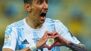 圆梦!梅西国家队首冠!阿根廷1-0胜巴西 时隔28年再夺美洲杯