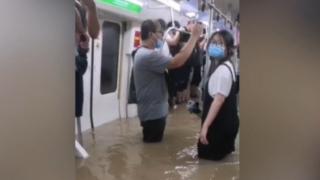 对话当事人:当我在郑州地铁5号线里看到那束光