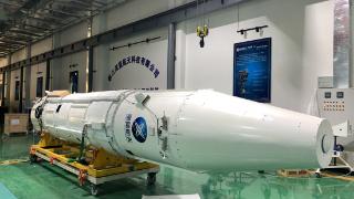 """深蓝航天""""星云-M""""1号试验箭顺利完成两次长程静态点火试验"""