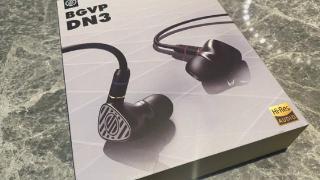 BGVP DN3 hifi耳机体验:高解析圈铁混合,音质突出
